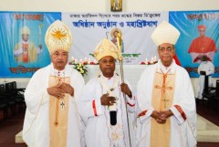 New Bangladesh archbishop vows to promote unity
