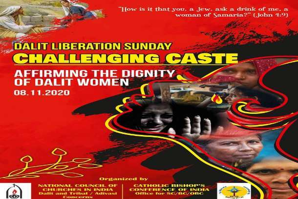 Indian Christians mark Dalit Liberation Sunday