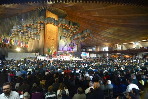 Mexican Church: No pilgrims at basilica for Guadalupe feast