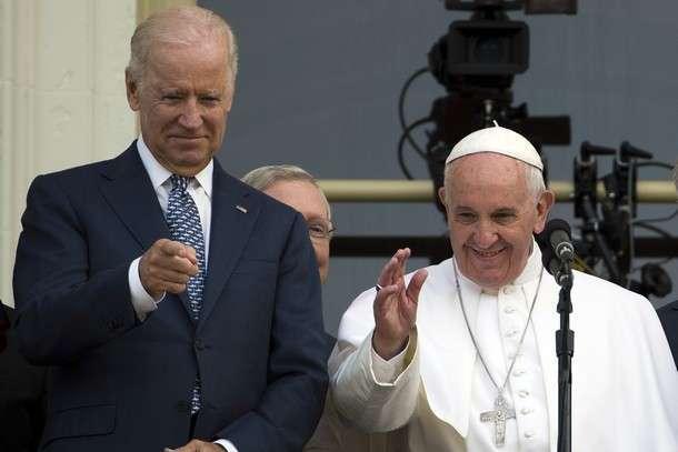Pope calls Biden to congratulate him on winning US election