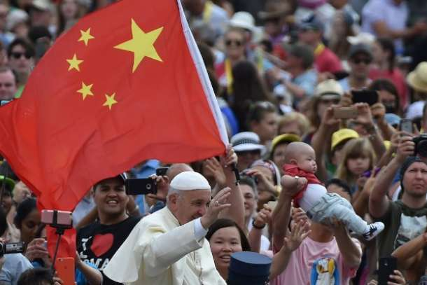 Bishop ordained in China in communion with pope, says Vatican