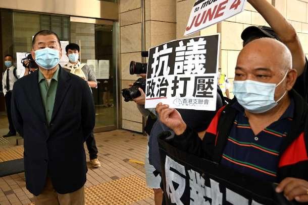 US condemns Hong Kong arrests of pan-democrats
