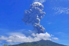 Indonesian Church leads aid efforts for volcano victims