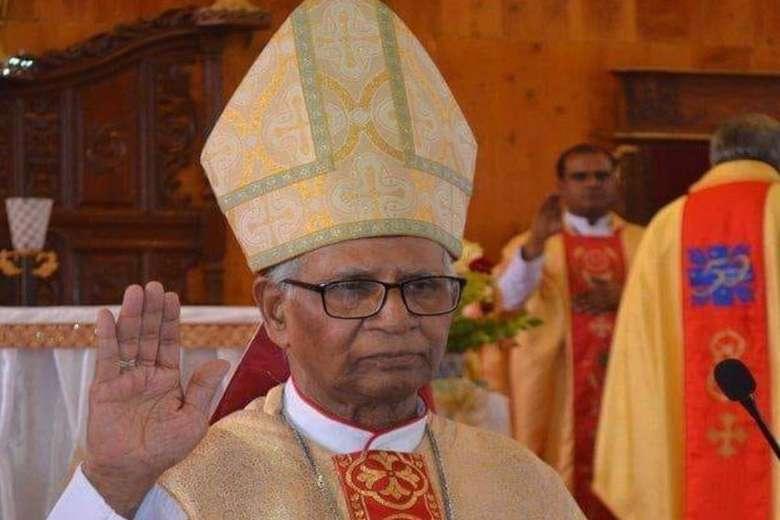 Sri Lankan missionary bishop dies in Pakistan