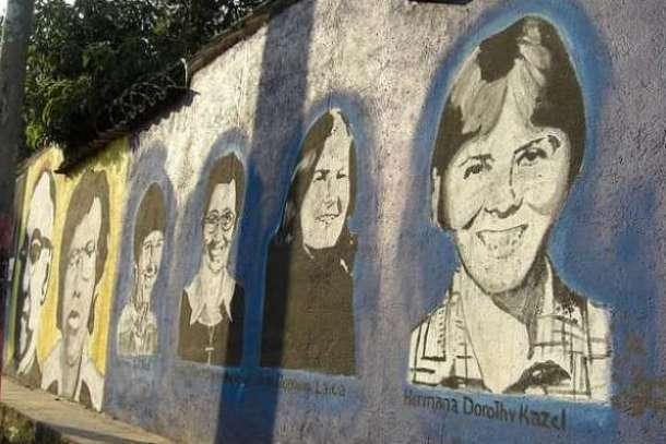 El Salvador Church hails US Catholic women as models of solidarity