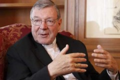 Cardinal Pell's book shares spiritual insights from prison