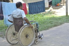 Overcoming discrimination against persons with a disability