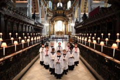 Pandemic causes shift in liturgical music expectations for Christmas