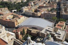 Vatican City State is pesticide-free, imports green energy