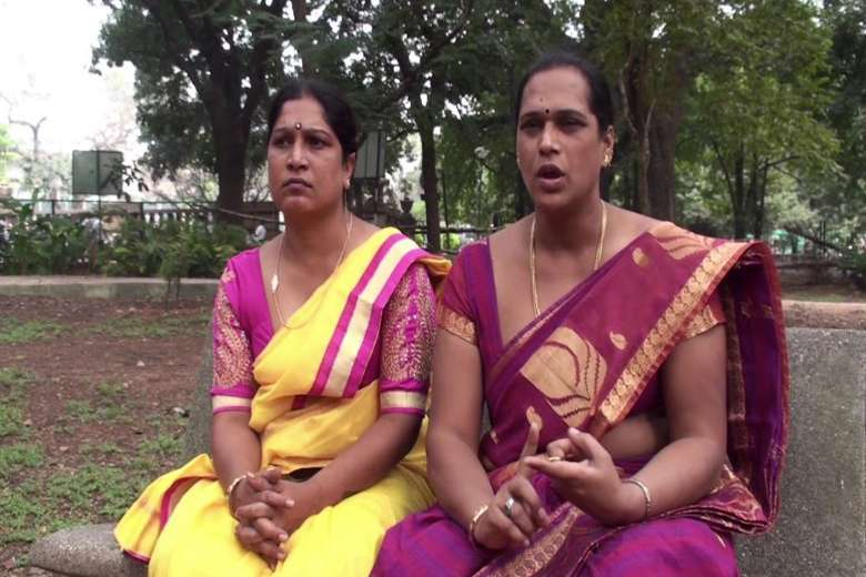 Isolation and hopes of India's transgender people
