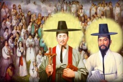 Celebrations begin for Korea's patron saint