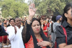 Police on alert after conversion claim in Indian state