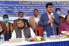 Caritas digs deep to support Covid-19 victims in Bangladesh