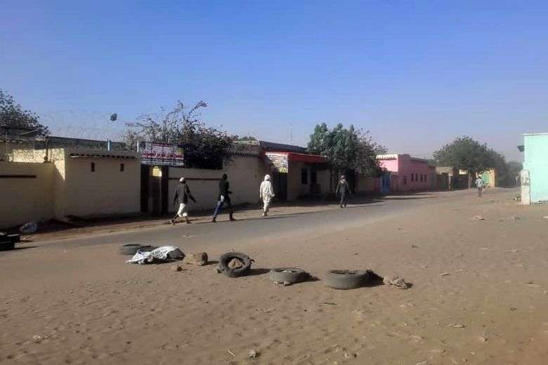Sudanese bishop concerned about withdrawal of peacekeepers from Darfur