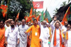 India's BJP uses bishops' logo against Muslims, apologizes