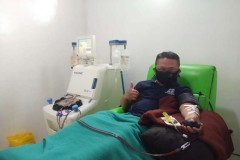 Indonesia launches plasma donation campaign