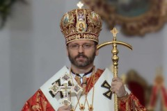 Ukrainian Catholic archbishop tells of blocked aid, continued corruption