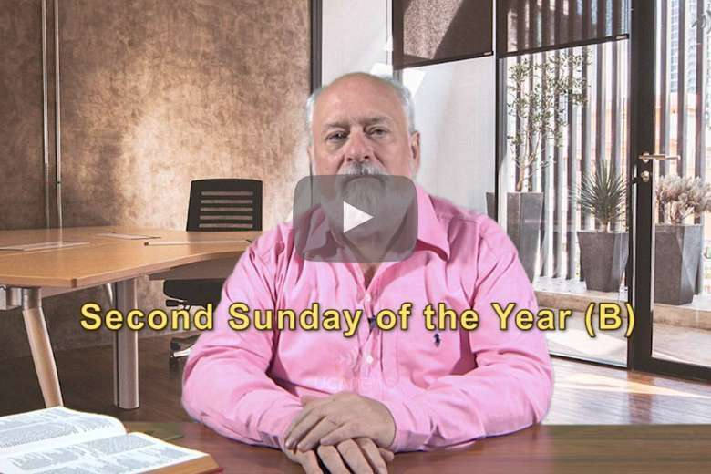Sunday Gospel reflection with Father William Grimm
