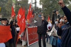 Protest over massacre of Hazara in Pakistan