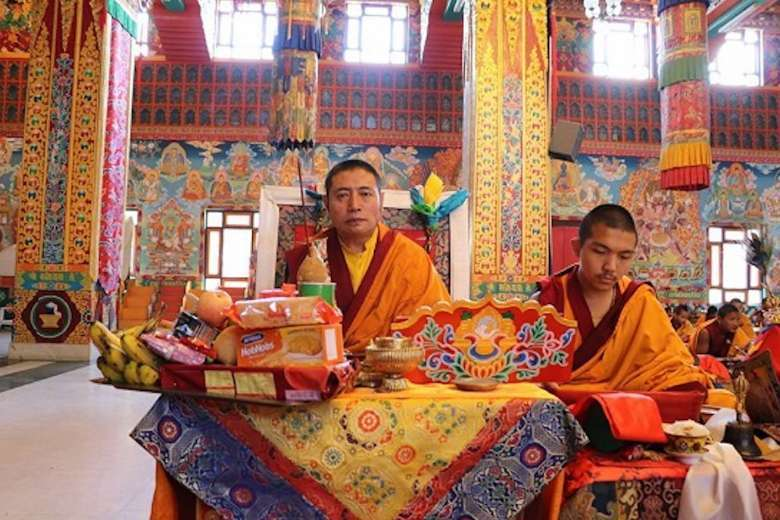 China unmoved as Tibetan Buddhists elect new government