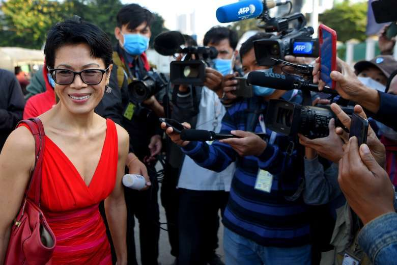 Mass trial of Cambodian dissidents 'a plot against democracy'