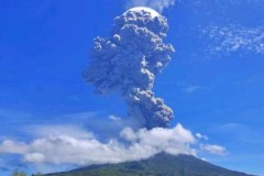 The supernatural understanding of volcanic eruptions