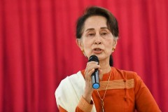 Suu Kyi detained by military amid Myanmar coup fears
