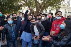 Imprisoned for protesting: the missing students of Pakistan