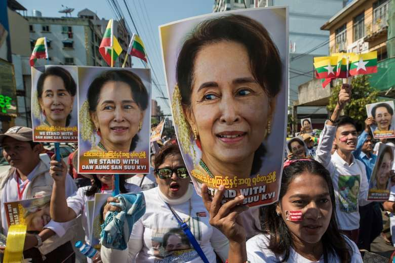 Coup plunges Myanmar further into a climate of religious nationalism