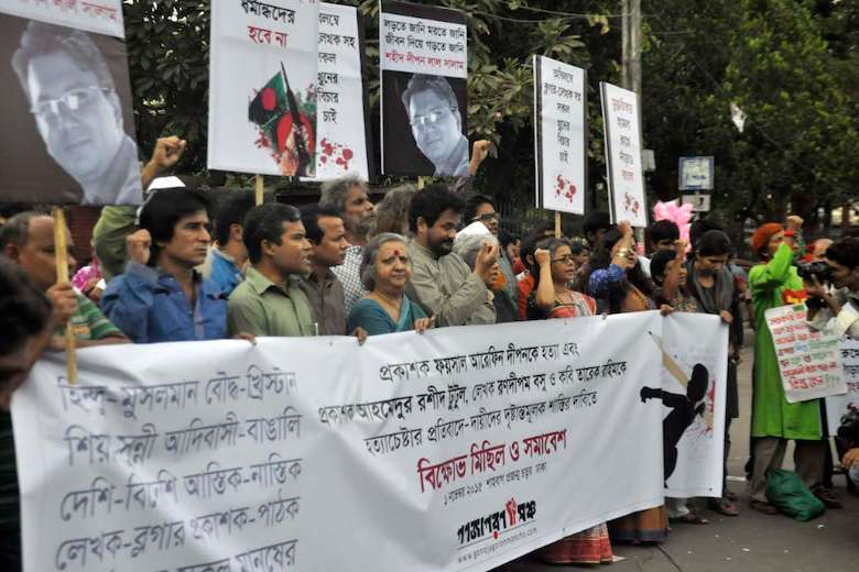 Eight to hang for murder of Bangladeshi publisher