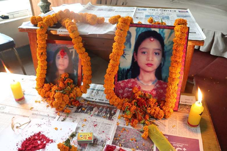 A tragic tale of two girls in the land of Buddha