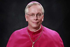 US bishop steps aside from duties as abuse claim is investigated