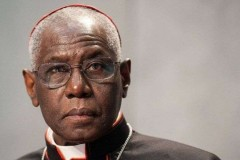 Pope accepts Cardinal Sarah's resignation from Vatican office