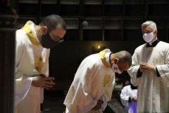 Vatican reminds bishops of Holy Week guidelines during pandemic