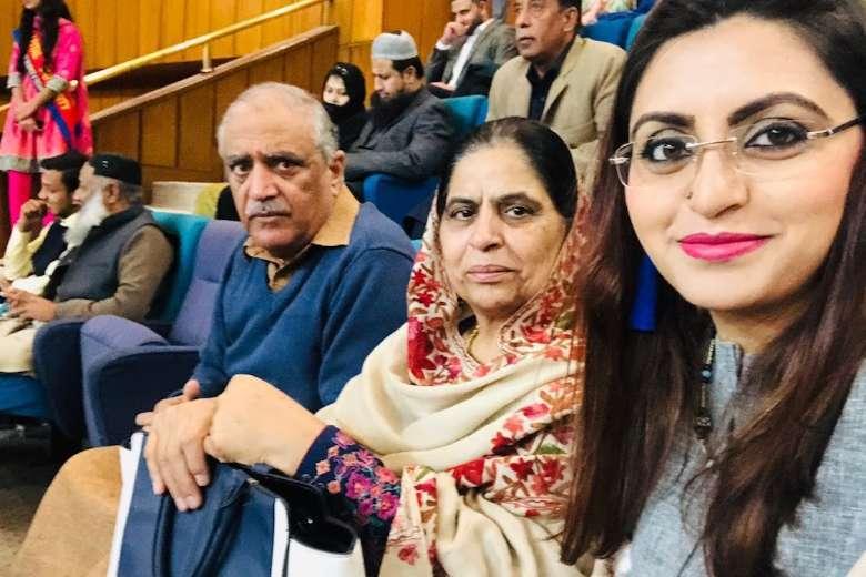 Plea to release Pakistani rights activist