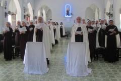 Vietnamese Carmelites mark return to seized monestary