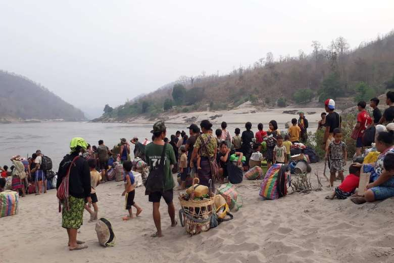 Thailand urged not to force Karen refugees back to Myanmar