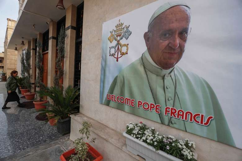 Pope's Mideast visits hold 'lessons for Indonesian Muslims'