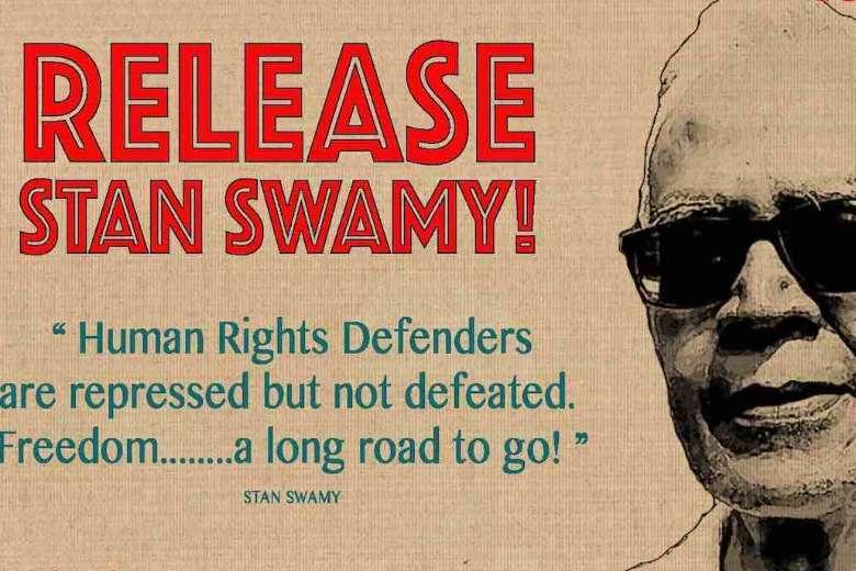 Elderly Indian Jesuit remains in jail, bail postponed again