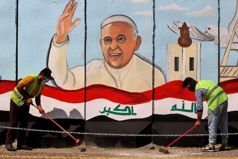Iraq nuncio turns Covid positive ahead of papal visit