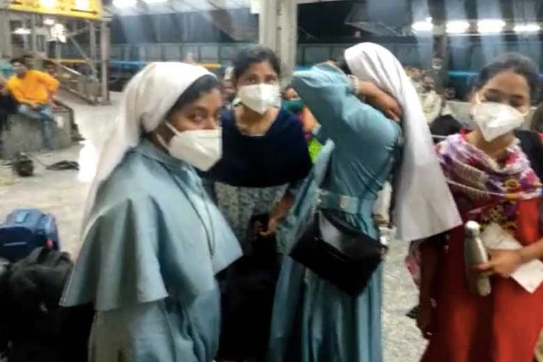 India's federal minister assures punishment of nuns' attackers