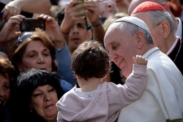 Letter from Rome: Our very human and evangelical pope
