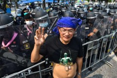 More prison space needed for Thai pro-democracy protesters