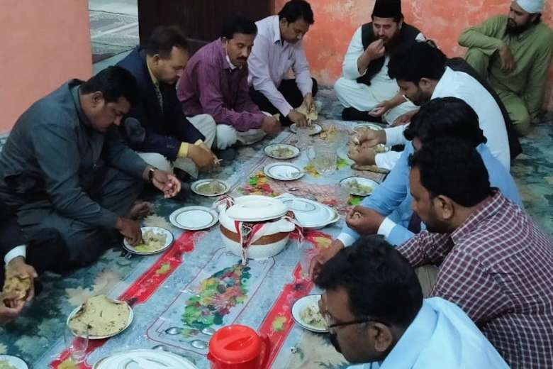 Pakistani Christians practice Islamic traditions during Lent