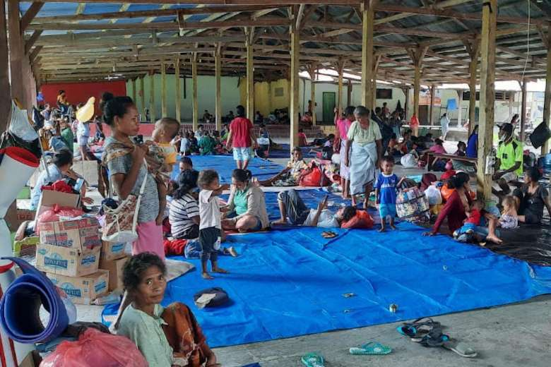 Indonesian cardinal calls for compassion for flood victims