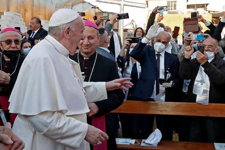 Papal visit inspires cardinal to seek interfaith harmony in Iraq