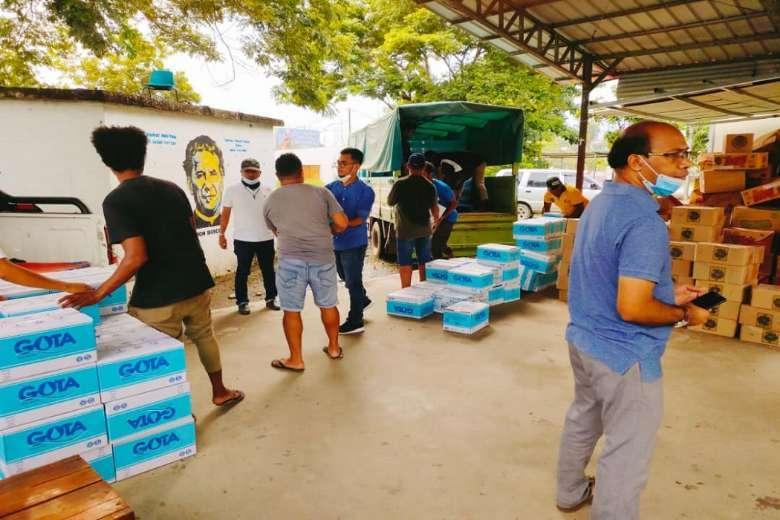 Timor-Leste priests, nuns join flood aid efforts