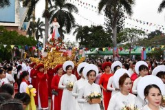 Vietnamese Catholics given Divine Mercy guidance