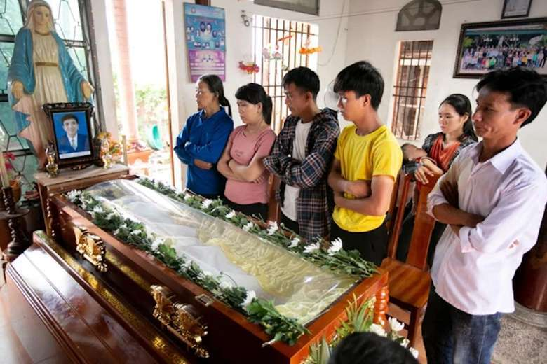 Catholic student drowns after saving girls in Vietnam
