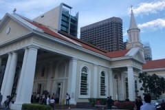 Digital app mandatory for entering Singapore churches